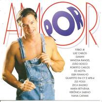 Cd - Por Amor - Nacional - Novela Da Globo - 1997