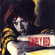 Simply Red Pictures Book Cd Importado