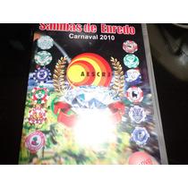Cd + Dvd Sambas De Enredo 2010 Grupo Acesso B Rj Lacrado