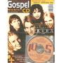 Cd Gospel Music - Petra + Revista C/ Cifras Das Músicas