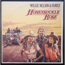 Willie Nelson & Family Honeysucle Rose - Lp Vinil Duplo