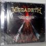 Cd Megadeth - Endgame