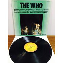 Lp The Who - The Who Importado Fra Original 1971 Mono Stereo