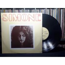 Simone Lp Mpb 1972 Emi Maior Q O Meu Amor Bandeira Branca Ba
