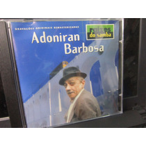 Adoniran Barbosa, Cd Raízes Do Samba, 20 Fxs. 1999