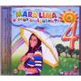 Cd Mara Lima E Seus Amiguinhos - Vol 4 (bônus Playback)