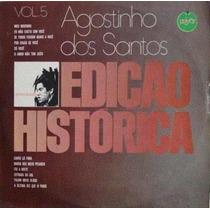 Lp Agostinho Dos Santos Edição Histórica Vol 5