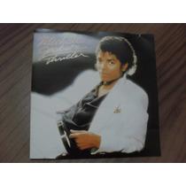 Cd Michael Jackson Triller Produto Lacrado