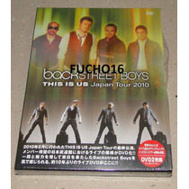 Backstreet Boys - Dvd Duplo This Is Us Japan Tour 2010
