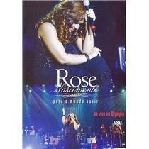 Dvd Rose Nascimento - Para O Mundo Ouvir [original]
