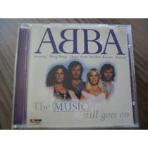 Cd Abba The Music Still Goes On Produto Lacrado