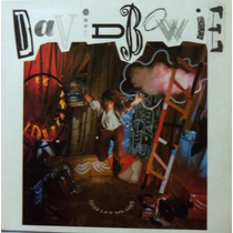 Lp David Bowie/never Let Me Down/1987/perfeito Estado.