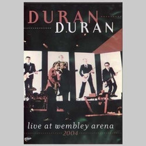 Duran Duran Live At Wembley Arena Dvd Lacrado