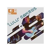 Lulu Santos Mtv Ao Vivo Cd Lacrado Original Sony Bmg