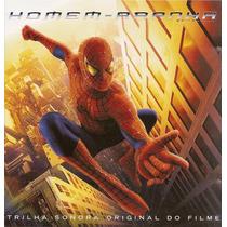 Cd - Homem Aranha - Trilha Sonora Original Do Filme