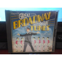 Cd Great Broadway Show Tunes The New York Theater Orchestra