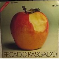 Lp / Vinil Novela: Pecado Rasgado Internacional - 1978