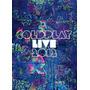 Coldplay Dvd + Cd - Live 2012 - Original - Rock