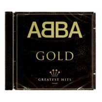 Abba Cd Gold Greatest Hits Novo Lacrado E Original