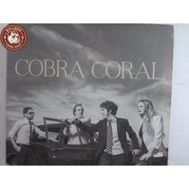 Cd Cobra Coral (2012) Digipack - Caixa Nova - C1