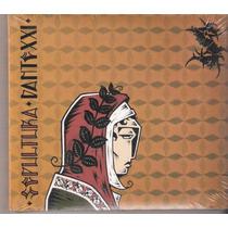 Cd Sepultura - Dante Xxi ( Digipack Lacrado ) 2006
