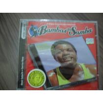Cd Almir Guineto Sorriso Novo Bambas Do Samba Produto Lacrad