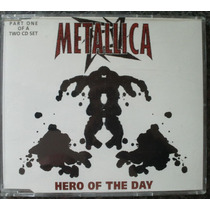 Cd Metallica - Hero Of The Day Uk Single Part One Importado