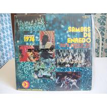 Lp. Samba De Enredo Rio Carnaval 1976 .