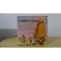 Bíblia Sonora # A Torre De Babel Vol.5 # Compacto Vinil
