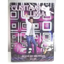 Gusttavo Lima Ao Vivo Em São Paulo Cd+dvd Original Novo Lacr