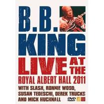 Dvd B.b. King Live At The Royal Albert Hall 2011 - Original