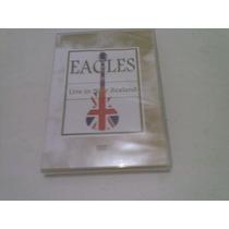 Dvd ,,, Eagles ,,, Live In New Zealand ,,, Lacrado