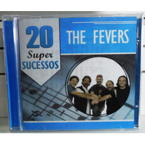 Mpb Rock Pop Cd The Fevers 20 Super Sucessos Lacrado Fabrica