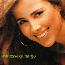 Cd Wanessa Camargo (2000) * Lacrado * Raridade * Original