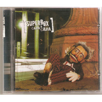 Cd Superbox - Cara A Cara ( Frete Gratis )