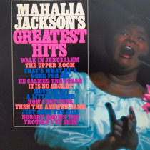 Lp Mahalia Jackson´s - Greatest Hits Mahalia J Vinil Raro