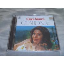 Cd Clara Nunes Claridade Vol 5 1975/1976 Melhor Preço Ml