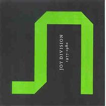 Cd Joy Division - Substance 1977 1980