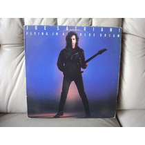 Joe Satriani - Flying In A Blue Dream (import+encarte) Lp