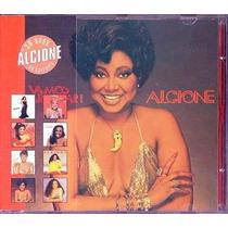 Cd - Alcione: Vamos Arrepiar 1982