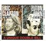 Cd Duplo - Eric Clapton And Elton John - Importado