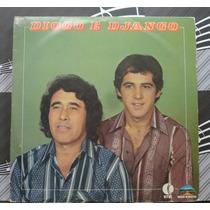 Lp Diogo E Django - Sertanejo Grav Mourão Da Porteira 1980