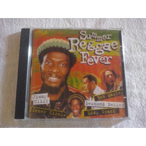 Cd Summer Reggae Fever 2004 (boby Marley,jimmy Cliff ...)