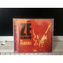Zé Ramalho Da Paraíba, Cd Duplo Discobertas-2008, Lacrado