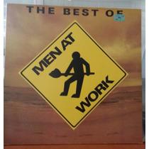 Men At Work - The Best Of Men At Work - (lp)