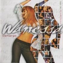 Cd Wanessa Camargo - Transparente (2004) * Lacrado Raridade