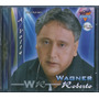 Cd Wagner Roberto - A Volta [bônus Playback]
