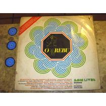Lp Rebu (1974) Stevie Wonder Sergio Mendes Elton John Lobo