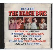 Cd The Beach Boys - Best Of