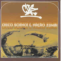 Cd Chico Science & Nacao Zumbi - 2cd - Csnz